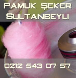 Sultanbeyli pamuk şekeri